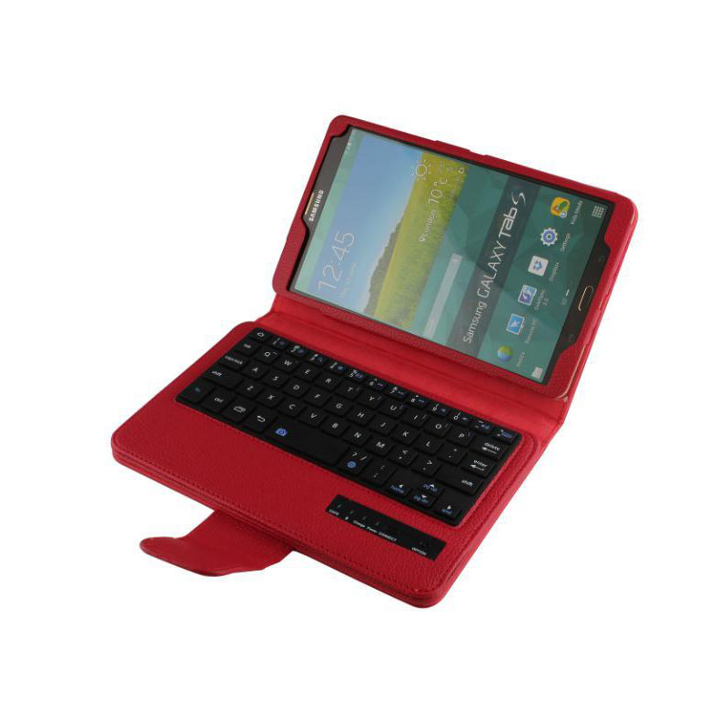 For Samsung Galaxy Tab s 8.4 T700 T705 case Removable Wireless Bluetooth Keyboard Case for samsung galaxy tab Sm-T700 SM-T705<br>