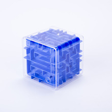 Maze Magic Cube Puzzle 3D Mini Speed Cube Labyrinth Rolling Ball Toys Puzzle Game Cubos Magicos Learning Toys For Chilren(China)