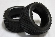 Baja 5B off-road Rear tyres for HPI ROVAN 1/5 RC Baja