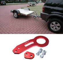 Billet Aluminum Tow Hook Kit For Honda CIVIC EG EK For Integra DC
