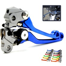 Motorcross Dirt Bike Pivot Brake Clutch Levers For Yamaha WR250R YZ450FX YZ250FX YZ250X YZ 426F 450F YZ250F YZ 125 250 85 2016