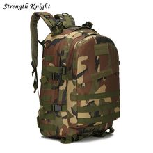 3D Military Army Backpack Multifunction Camouflage Backpacks Large-capacity Men Bag High Quality School Bag Free Shipping X41(China)
