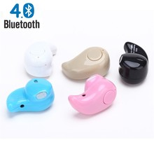 Buy one get one free! Mini S530 Bluetooth 4.0 Wireless Music Stereo Headset In-Ear Handfree Earphone for iPhone xiaomi Mobile(China)