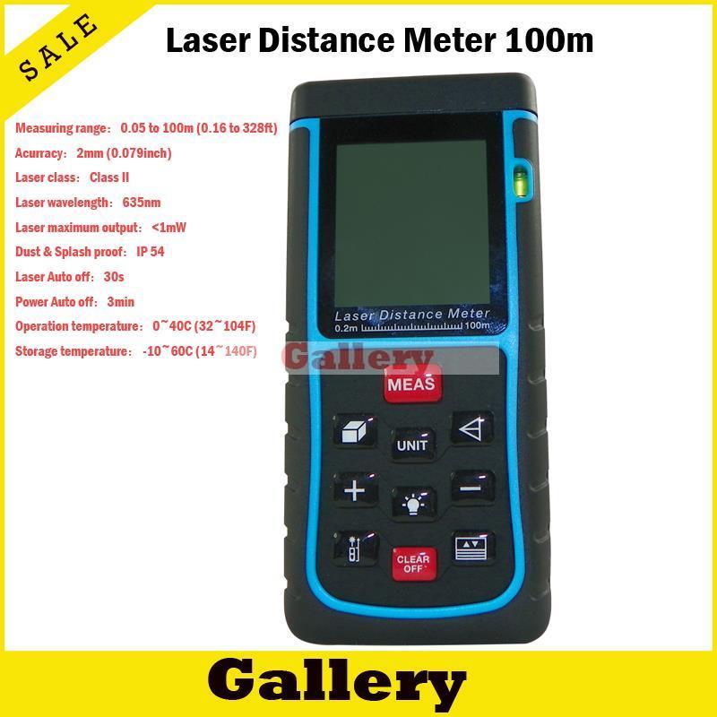 Hunting Laser Rangefinder Medidas  Rushed Trena Digital Laser Tape Measure 100 M Rangefinder Distance Meter GGE100<br><br>Aliexpress