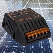 10A 12V/24V Solar Panel Charge Controller Battery Regulator Safe Protection over-load,short circuit,lightning protection A391