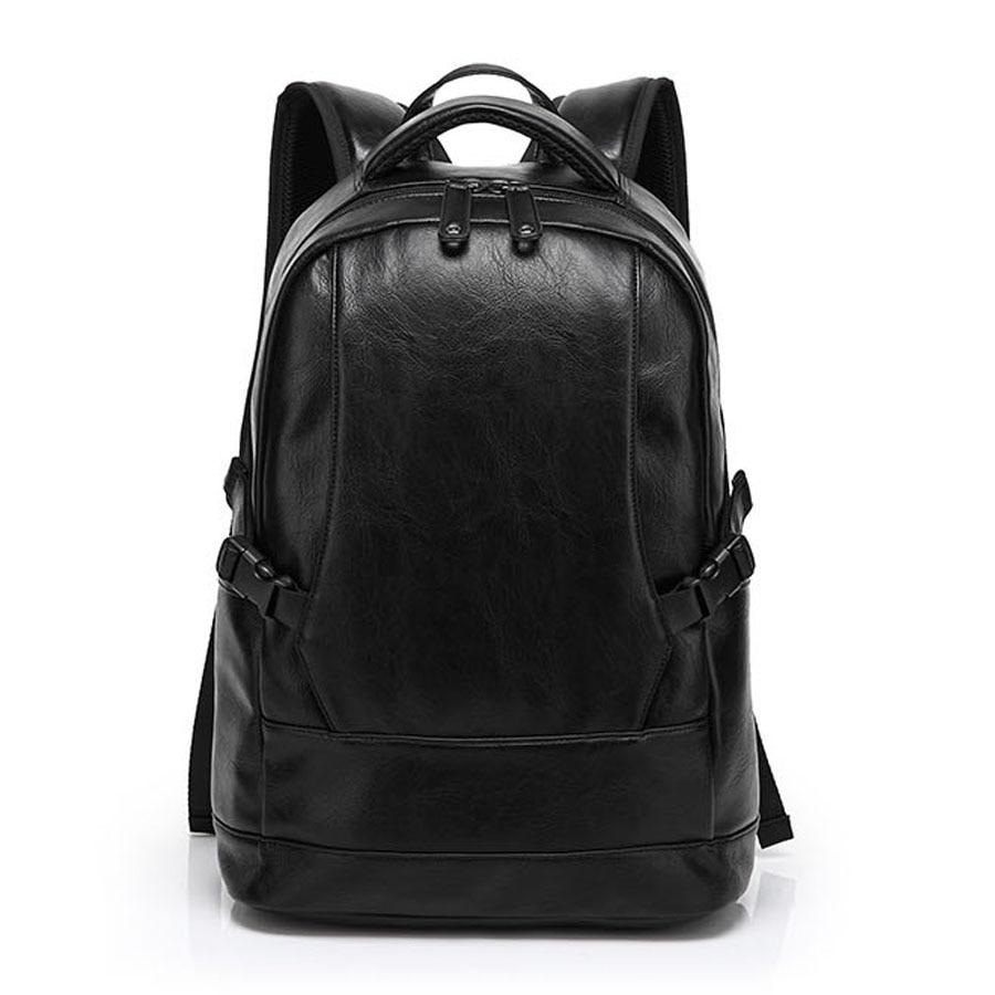 man backpack leather brand men travel bag high quality casual duffel bag vintage man bag mochila masculina school Laptop bag<br><br>Aliexpress