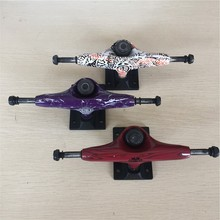 "Quality 5.25 "" Element one pair Skateboarding Trucks made with Aluminum good for Pro Skateboard deck and street skate"