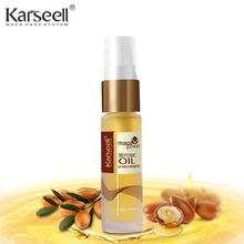 Morocco Argan Oil Scalp Frizzy Dry Hair keratin Repair Treatment hair care keratin hair straightening Moist smooth hair for body