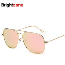 New   Polarized   Men And Women Colorful Coating Film Sun Glasses Fashion Restore Ancient Ways Sunglasses oculos de sol gafas