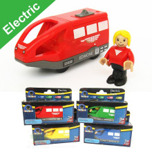One Piece Hot Sale Thomas Electric Motorized Train Thomas & Friends Mini Electric Train Track Electronic Toy For Kids Free Ship(China)