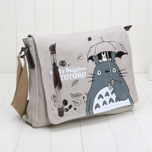 Tonari no totoro/My Neighbor Totoro messenger bags durable anime bag