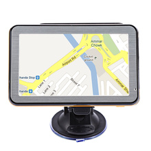 Zeepin 5 inch Vehicle GPS Navigation Wince 480 x 272 TFT LCD Touch Screen Voice Guidance Multifunction Maps With Writing Pen(China)