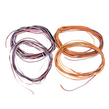 10M 26AWG servo extension cable wire extended wiring 30 cores cord lead for RC helicopter drone cars diy accessories(China)