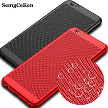 SemgCeKen Luxury Case For VIVO X9s Plus X9sPlus Original Black Thin Hard Mobile Phone Back Cover Coque For BBK VIVO X9s Plus(China)