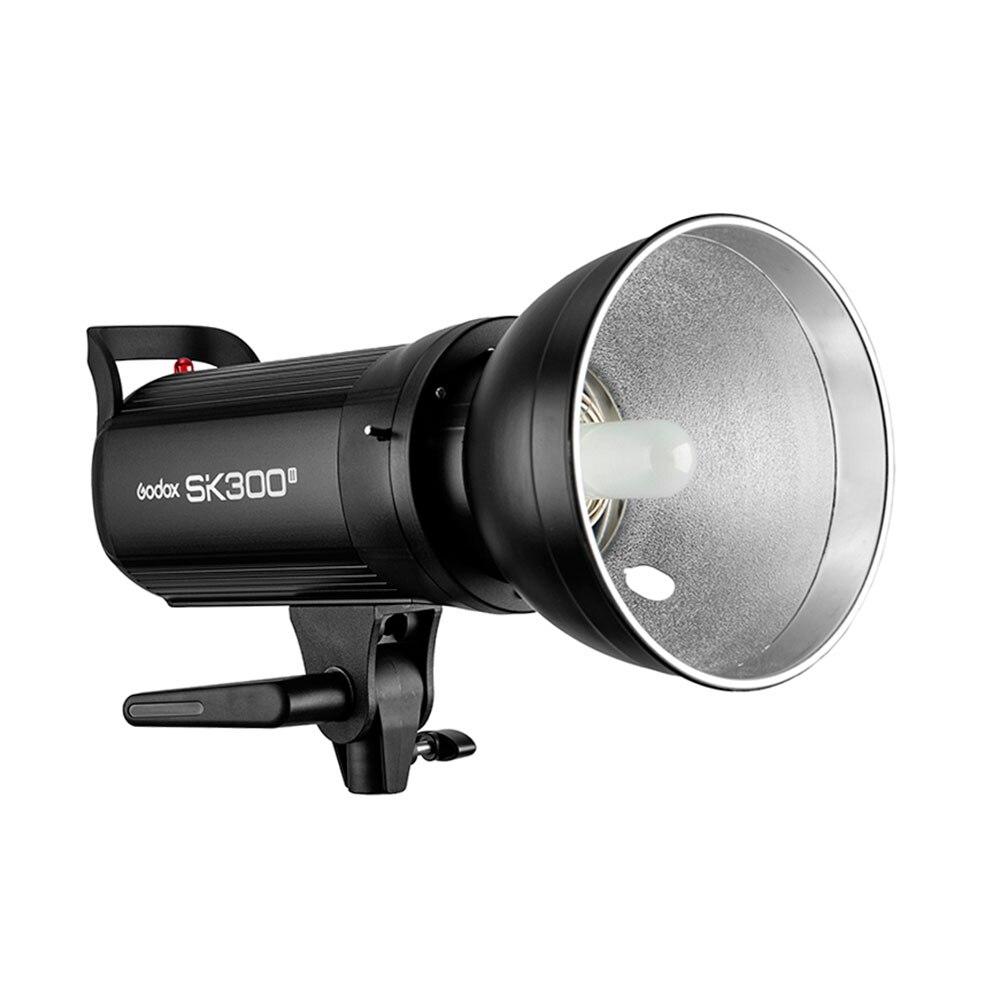 Godox SK300II Studio Flash With 2.4G Wireless X system+Bowen mount standard cover Gift (22)