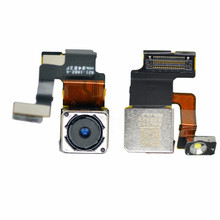 Original 5G Repair Parts 8.0 Mega Pix Back Rear Camera With Flash Module Flex Cable Ribbon For iPhone 5 5G With tracking number(China)