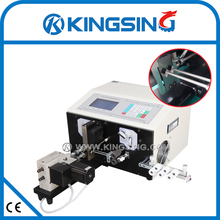 Fully Automatic Copper Wire Cutting Stripping Twisting Machine KS-09W  + Free Shipping by DHL air express (door to door service)