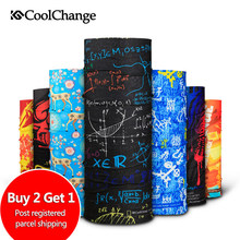 Buy Two Get One CoolChange Bicycle Seamless Bandanas Summer Outdoor Sport bandanas Ride Mask Bike Magic Scarf Cycling Headband(China)