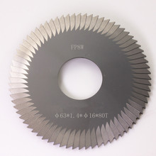 Fast delivery FP8w side milling cutter 63-1.4-16 carbide key slotting cutter for JMA ECCO key cutting machines(China)