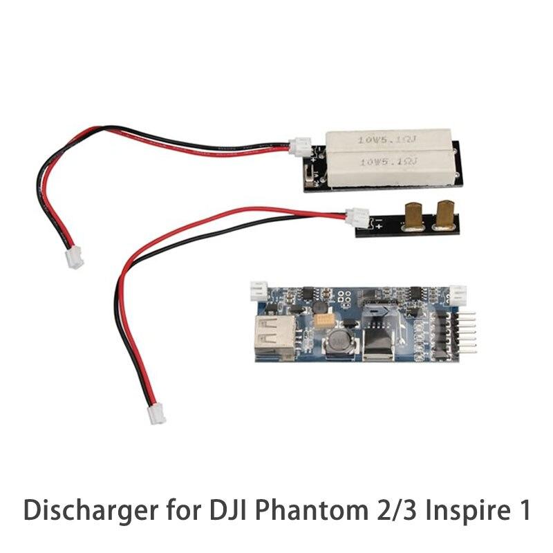 DJI Phantom 2 3 Inspire 1 Intelligent Battery Quick Discharger for RC Model Aircraft 1S-6S Battery<br><br>Aliexpress