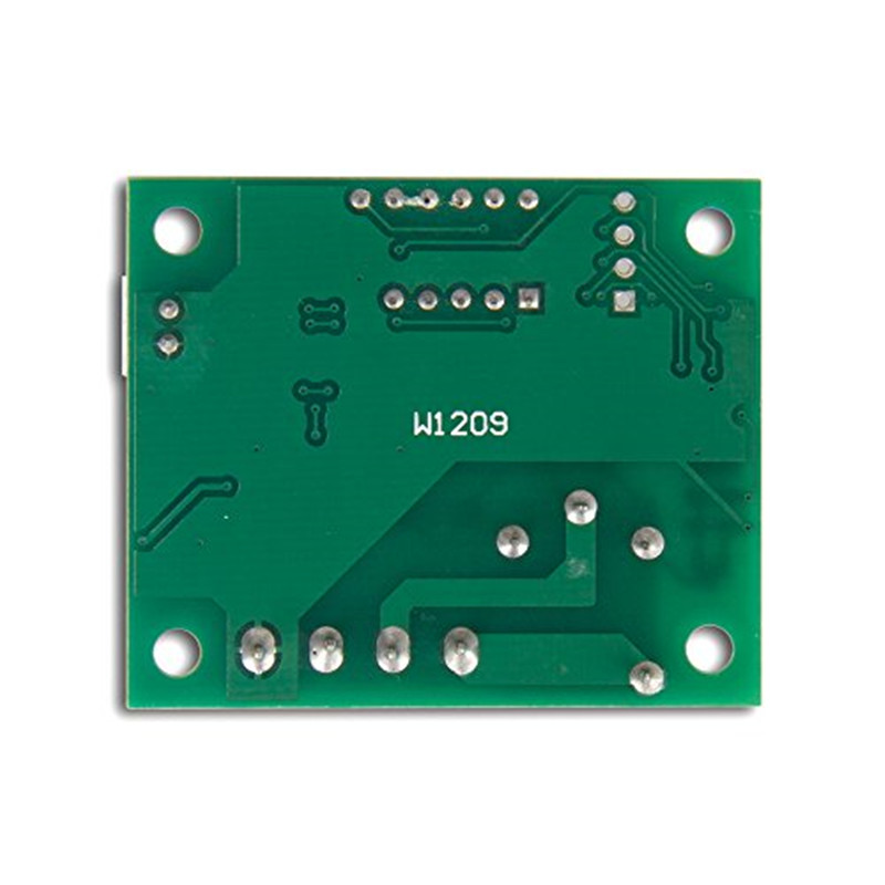 High Precision 12V Digital Temp Thermostat Temperature Controller Sensor Relay Switch DIY Electronic Smart Home Automation