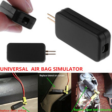 1PC Car Airbag Simulator Emulator Bypass Garage Srs Fault Finding Diagnostic Tool Durable Hand Tool Sets New Home Improvement HQ