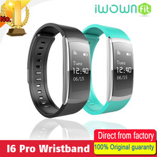 Buy New IWOWN IWOWNFIT I6 PRO Smart Wristband Heart Rate Monitor IP67 Waterproof Smart Bracelet Fitness Tracker support Andriod IOS for $22.19 in AliExpress store