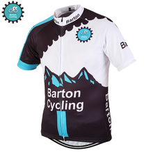 Barton Custom Cycling Jersey Racing Sport Bike Jersey Tops Bicycle Cycling Clothing Ropa Ciclismo Summer Cycling Wear Clothes