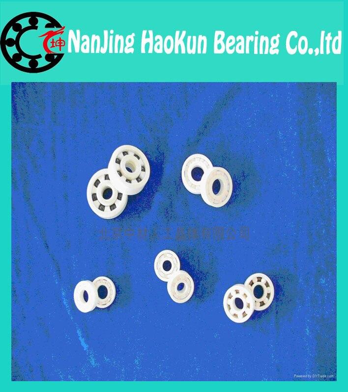 Free Shipping 15268 Ceramic wheel hub bearing zro2 15268 15*26*8mm full zro2 ceramic bearing<br><br>Aliexpress
