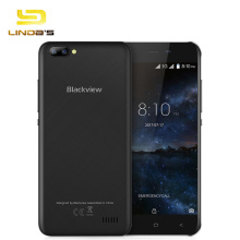 Original Blackview A7 3G Smartphone Android 7.0 5.0 inch MTK6580A 1GB RAM 8GB ROM 0.3MP+5.0MP Dual Rear Cams Mobile Cellphone(China)