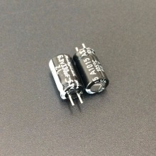 10pcs 330uF 6.3V Rubycon ZL Series 6.3x11mm Low Impedance High Ripple Current 6.3V330uF capacitor
