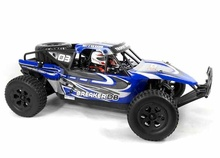 HSP unlimited 94201 electric 4WD desert truck pro+ FS GT2 radio set