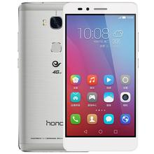 "Original HuaWei Honor 5X 2GB Ram 16G Rom 4G LTE Mobile Phone Octa Core 5.5"" FHD 1080P 13.0MP Fingerprint(China)"