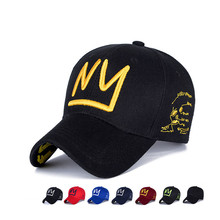 Lovely Women Men Gorras NY Embroidery  Snapback hip hop hats Casquette truck Cap Make old New York baseball caps