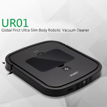 7W UR01 Smart Auto Vacuum Microfiber Dust Cleaner Household Robot Floor Sweeper Machine Housework Helper Low Noise Control(China)