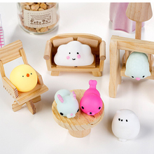 OnnPnnQ New Soft Squeeze Squishy Toys Cute Healing Toy Kawaii Collection Stress Reliever Anti Stress Gift Decor Toy For Children
