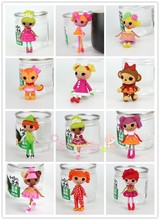 12style choose Mini New 3Inch Original MGA Lalaloopsy Dolls Mini Dolls For Girl's Toy Playhouse Each Unique(China)