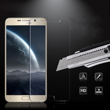 Tempered Glass Case For Samsung Galaxy J1 J2 J3 J5 J7 A3 A5 2016 A7 A9 J320F J510 J7 For Samsung S3 S4 S5 Screen Protector Film(China)