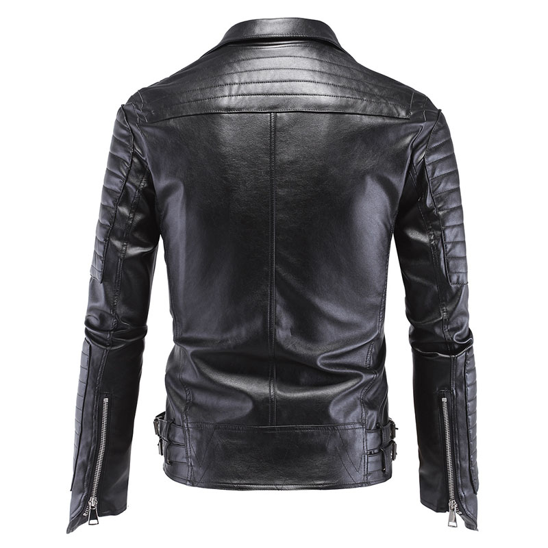 skull leather jacket men 02