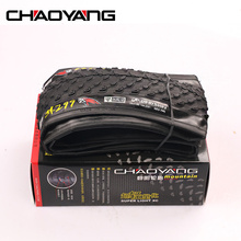 "CHAOYANG Vacuum XC 299 Foldable Tyre Snake Skin 120TPI 26"" / 27.5"" / 29"" Mountain Bike Use Bicycle Parts Black New(China)"