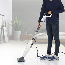 Steam Care 1300W Steam Mop 450ml Efficient Smart Electric Steam Mop Practical Floor Cleaning Mops Floor Cleaning Machine(China)