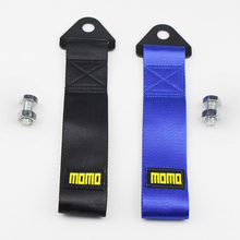 High Strength Universal MOMO tow strap Racing Car Tow Strap/Tow Ropes/Towing Bars
