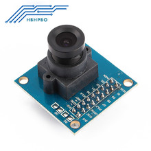 OV7670 VGA Camera Module Lens CMOS 640X480 SCCB w/ I2C Interface Auto Exposure Control Display Active For Arduino(China)