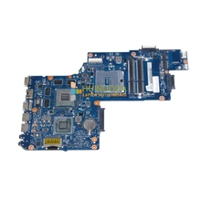 H000038410 H000050770 Laptop Motherboard For Toshiba Satellite L850 C850 C855 HM76 DDR3 ATI  GPU mainboard