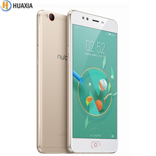 Original Nubia M2 Lite M 2 LTE Mobile Phone MT6750 Octa Core 5.5 inch Front 16.MP Rear 13.0MP 3000mAh Android M Fingerprint ID