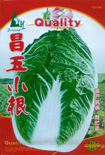 Vegetable seeds Cabbage Seeds Chang five small root Northeast cabbage pickled king 10g / bag(China)