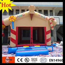 Free shipping! Children toy inflatable jumper air bouncer house 0.55mm PVC tarpaulin air constant(China)