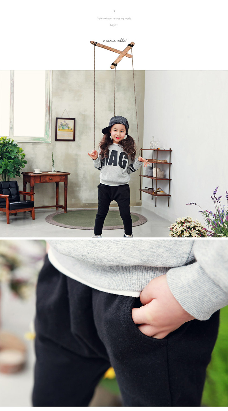 Promotion!  Kids clothes casual clothes 2017 Autumn girls clothing sets long sleeve jacket + pant 2-Piece <br><br>Aliexpress