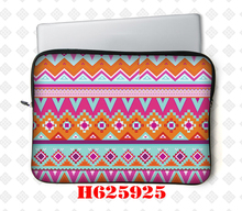Neoprene Computer Bag 15.6 For Macbook Pro 15 Portable Laptop Bag 10 12 13 15 inch Netbook Zipper Sleeve Case Tablet Cover Bags(China)