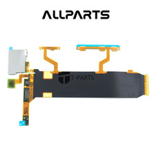 Buy ALLPARTS ORIGINAL Power Volume Button Flex Cable SONY Xperia Z Ultra XL39H Microphone Mic Replacement C6806 C6802 C6833 for $6.21 in AliExpress store